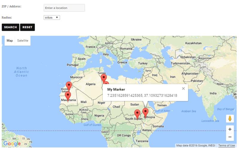 Store Locator Wp Google Maps