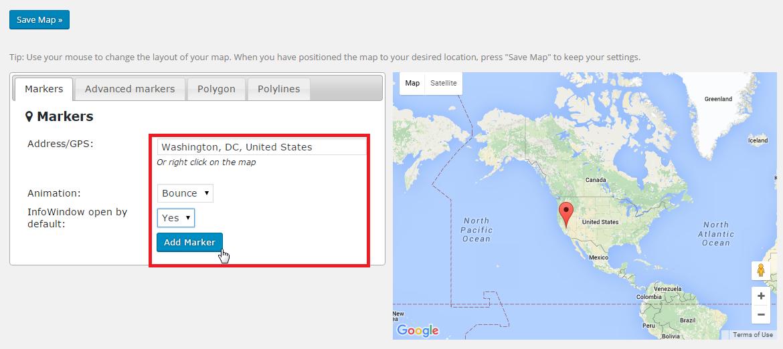 Create Map 3