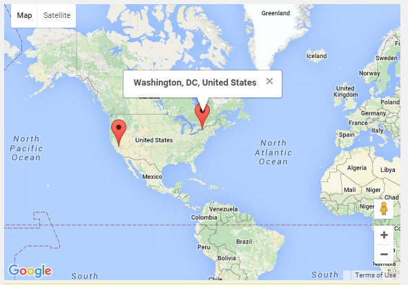 Create A Map In The Basic Version Wp Google Maps