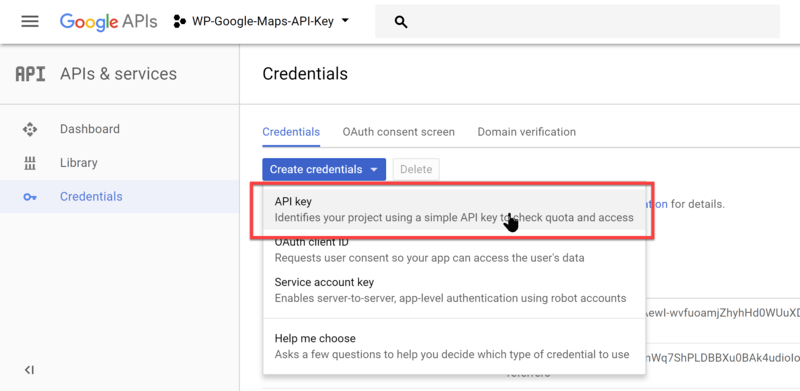 Creating a Google Maps API Key | WP Google Maps on satellite map images with missing or unclear data, route planning software, google latitude, yahoo! maps, nokia maps, bing maps, bing maps platform, web mapping, google earth, google map maker,