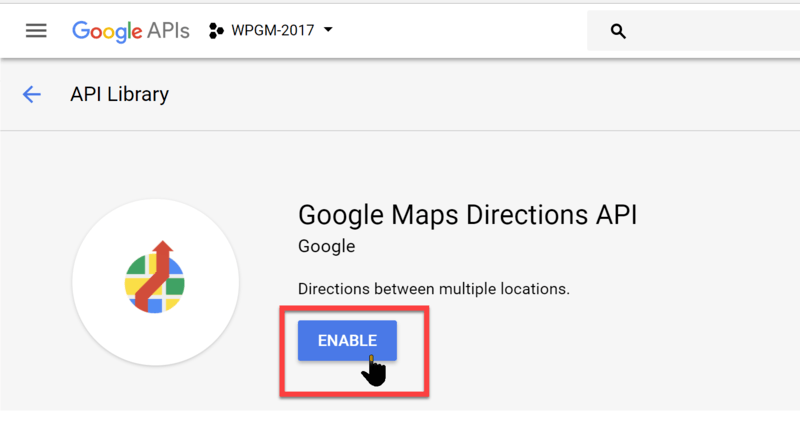 How to Enable the Google Maps Directions API in Your API ... Google Map Get Directions Api on maps and directions, google us time zones map, google business card, bing get directions, google earth street view, google mapquest, i need to get directions, get walking directions, funny google directions,