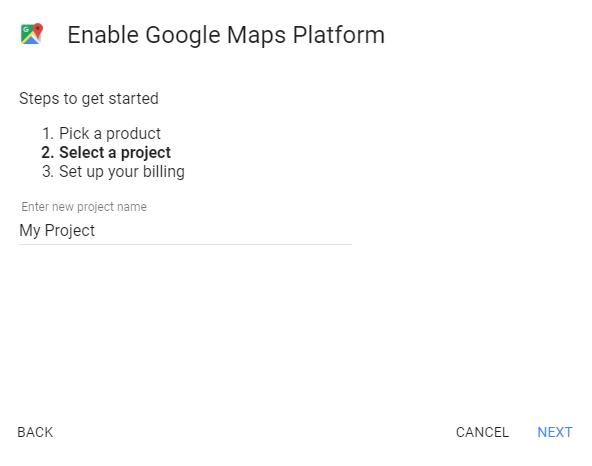 Creating a Google Maps API Key | WP Google Maps